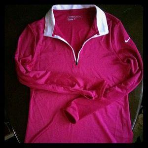Nike Golph dry-fit shirt